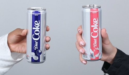 diet-coke-introduces-blueberry-acai-and-strawberry-guava-flavors