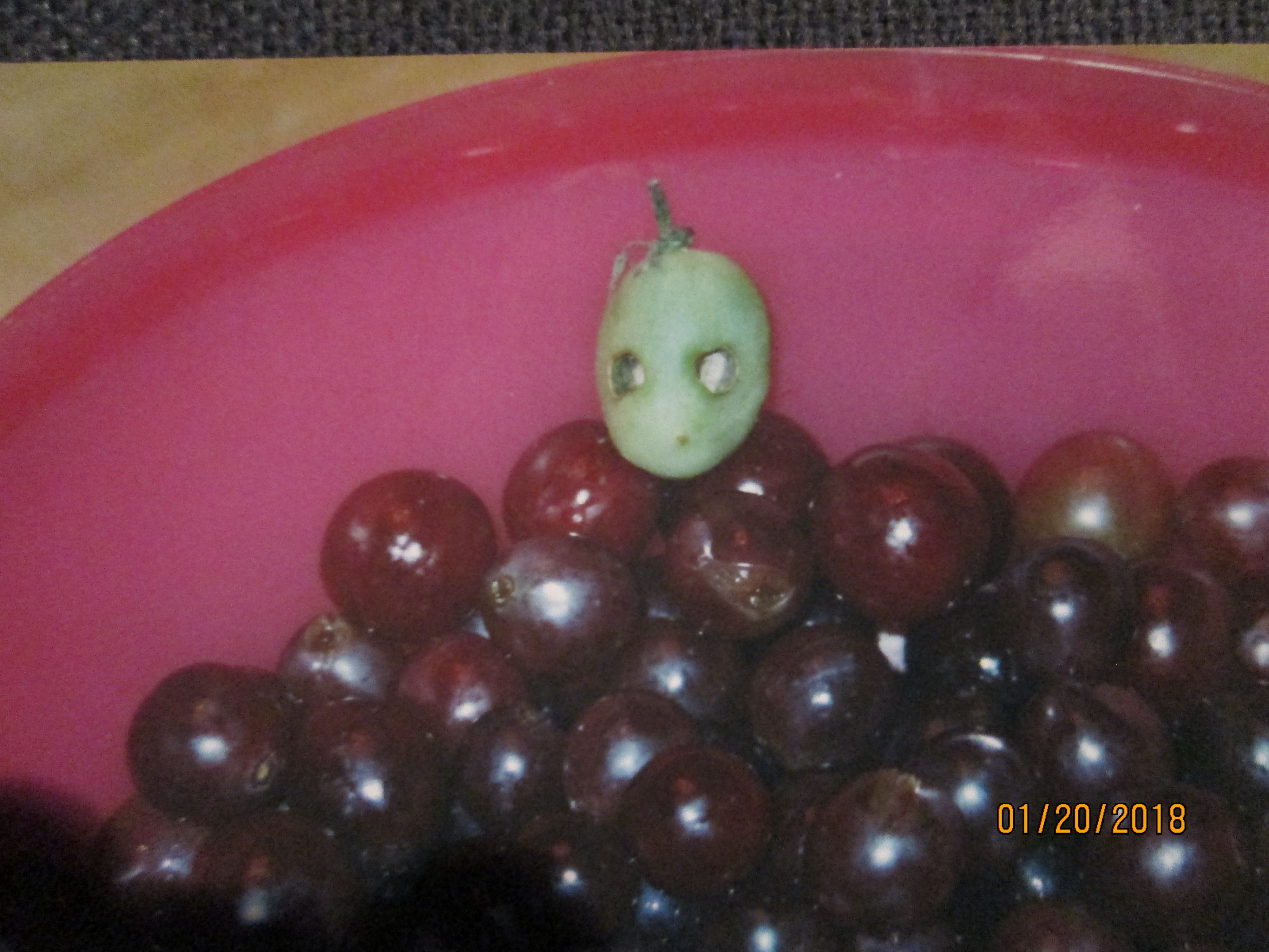 Alien Grapes